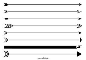 Arrow Page Divider Set