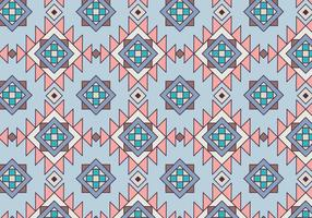 Ethnic Geometric Pattern
