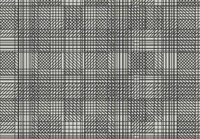 Crosshatch Background Vector