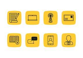 Webinar Line Icon