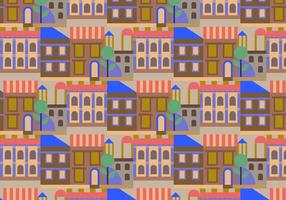 City Buildings Pattern
