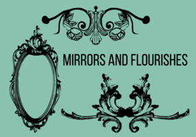 Mirrors and Flourishes