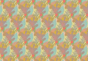 Leavess Pastel Pattern