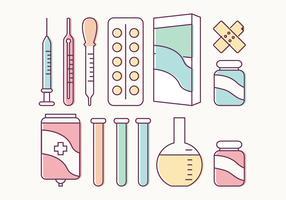 Medical Vector Elements