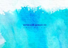 Free Vector Watercolor Background