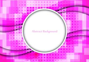 Free Vector Pink Color Abstract background