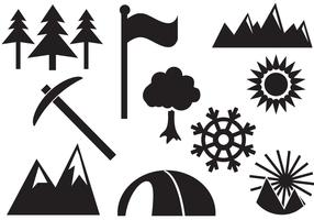 Free Mountain Vectors