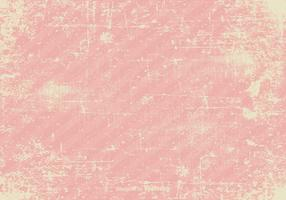 Pink Vector Grunge Background