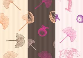 Ginko Biloba Patterns