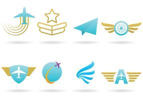 Airplane Logos