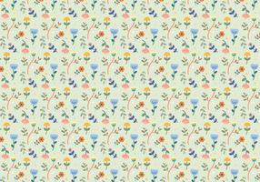 Pastel Flower Pattern