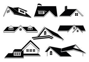 Free Rooftop Vectors