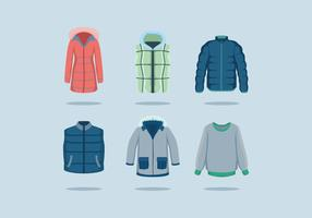 FREE WINTER COAT VECTOR