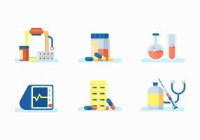 FREE MEDICINE (NURSE USE) VECTOR