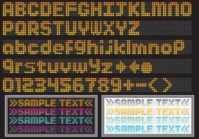 Dot Type For Hoarding