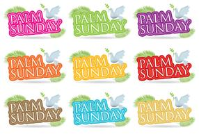 Palm Sunday Titles