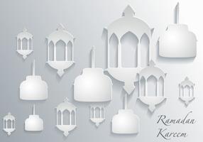 Free 3D Paper Pelita Vector