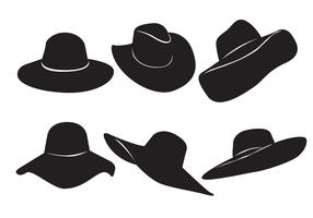 Free Woman Hat Vector