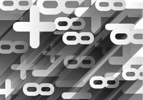 Free Abstract Math Vecor