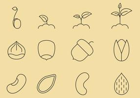 Seed Line Icons