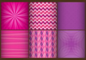 Purple Vector Abstract Backgrounds