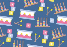 Playful Pattern Vector