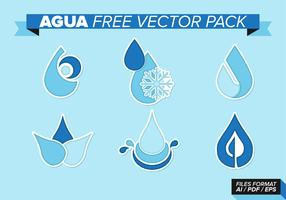 Agua Free Vector Pack