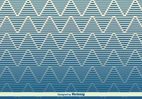 Modern Zig Zag Vector Pattern