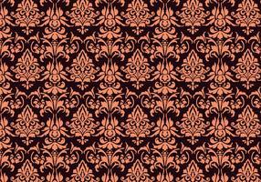Floral Damask Pattern
