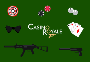 Free Casino Royale Icon Vector