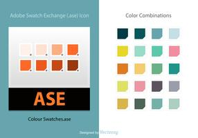 Free Vector Illustrator Color Swatches