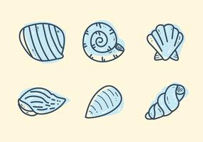 Free Mussel Vector Graphic 1
