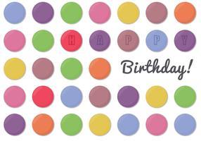 Smarties Birthday