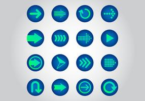 Free Arrow Vector Icons