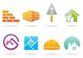 Bricklayer Logos