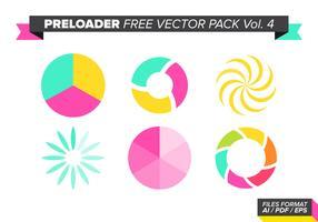 Preloader Free Vector Pack Vol. 4