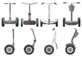 Free Segway Icons Vector