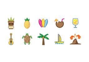 Free Hawaii Vectors