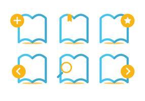 Read More Icon Vector Set