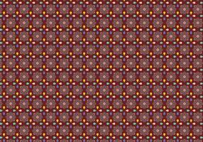 Petal Mosaic Pattern