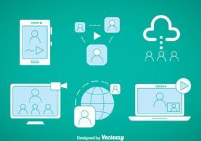 Webinar Element Vector