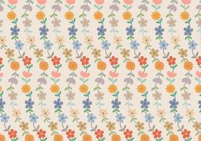 Flowers Pastel Pattern