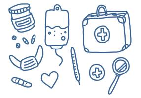 Free Style Medical Vector Elements