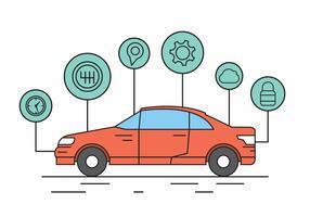 Free Car Vector Elements