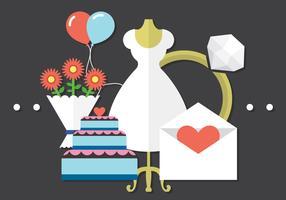 Free Wedding Vectors