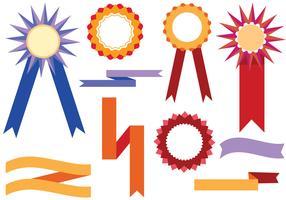 Free Badges Vectors
