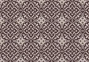 Stitching Motif Pattern