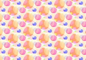 Free Vector Watercolor Dot Abstract Background