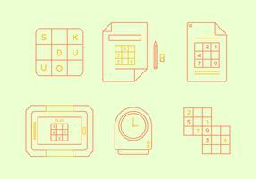 Free Sudoku Vector Graphic 3