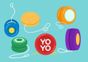 Yoyo Vectors